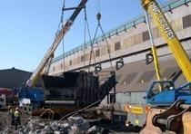Демонтаж конструкций из металла в Новокузнецке
