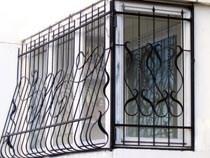 металлические решетки в Новокузнецке