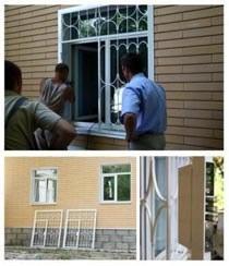 Установка решеток в Новокузнецке