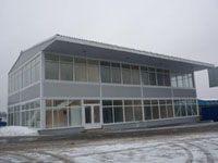 Построить торговые павильоны г.Новокузнецк